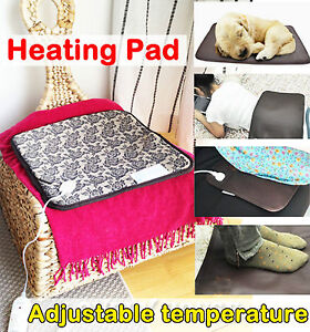 Multifunctional Electric Heating Pad Heated Warmer Blanket