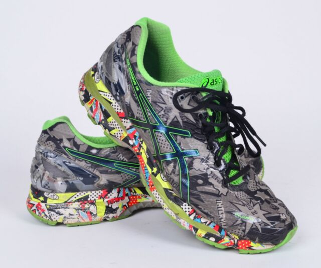 300aaad3d1 ASICS Comic Special Edition Men Sz 11 Gel-Nimbus 18 T6K4N Marathon Running  Shoes
