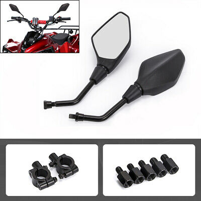 8MM 10MM ATV Rear View Side Mirror For Polaris Sportsman SP 850 Sportsman XP 850