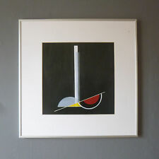 Composition K IV LASZLO 1922 MAHOLY-NAGY Framed PRINT Bauhaus Abstract ART
