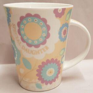 History-amp-Heraldry-H-amp-H-Bone-China-Special-Daughter-Gift-Coffee-Mug-Gold-Detail
