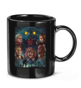 Pet Sematary Horror Gifts for Men Women Ceramic Black Tea Cup Coffee Mug