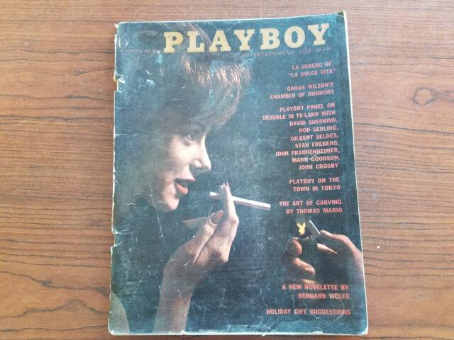 Playboy Magazine NOVEMBER 1961 (DIANA DANFORD) (116)