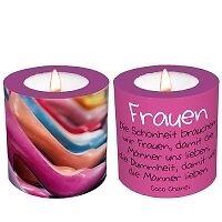 Eine Kerze für Dich - Frauen und Schuhe + PartyLite Teelicht Gratis