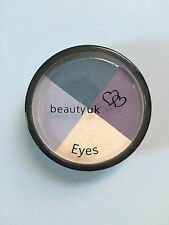 Beauty UK Eyeshadow Palette 4 Colours RRP £1.99