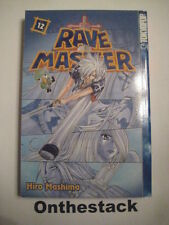 Item 2 MANGA Rave Master Vol 12 By Hiro Mashima 2004 Paperback In New Condition