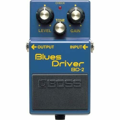 BOSS Blues Driver BD-2 Musical instrument genuine From Japan