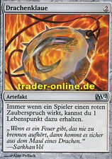 2x Drachenklaue (Dragon's Claw) M12 2012 Magic