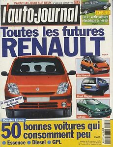 L-039-AUTO-JOURNAL-1998-n-480-Renault-Toyota-Picnic-Seat-Ibiza-Volkswagen-Polo