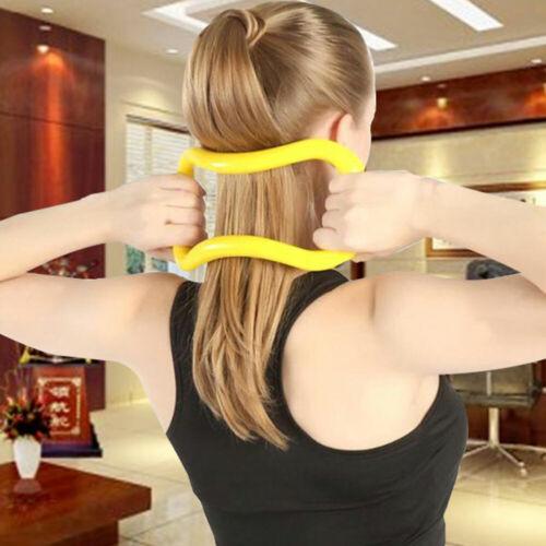 Pilates Exercise yoga ring Fitness Circle Magic Grip Goods EA Sporting