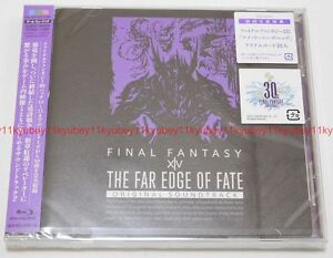 Details about THE FAR EDGE OF FATE FINAL FANTASY XIV Original Soundtrack  Blu-ray+Code Japan