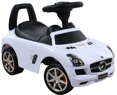 Original Mercedes SLS AMG Bobby Benz Weiß FARBE NEU OVP Walker & Gehfrei