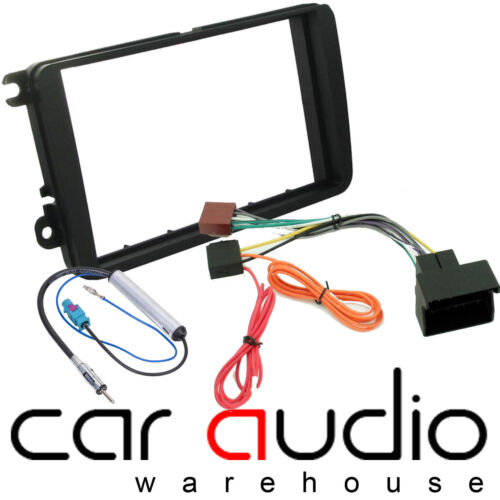CT24VW04 VW Beetle 2011 on Car Stereo Double Din Fascia Complete Fitting Kit