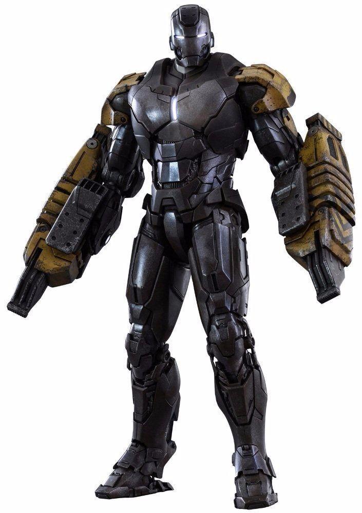 Film Capolavoro Iron uomo Mark 25 Xxv Attaccante  1 6 azione cifra caliente giocattoli  Spedizione gratuita al 100%