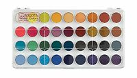 Angora Watercolor 36 Pan Set Free Shipping