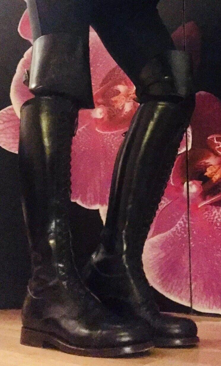 designer online SUPER BEAUTIFUL Alberto Fasciani donna RIDING RIDING RIDING Tall stivali Rare Made In  37 7  ordina ora con grande sconto e consegna gratuita