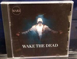Marz - Wake the Dead CD dark lotus insane clown posse juggalo hip hop rap mars