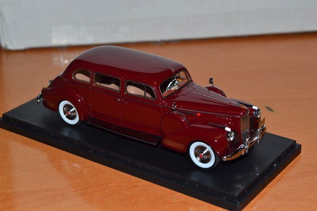1941 Packard 180 - 7 pasajeros Limusina - 1 43 Esval edición limitada hecho a mano
