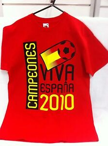 David-Villa-7-Campeones-Spain-2010-World-Cup-Viva-Espania-Football-Medium-New