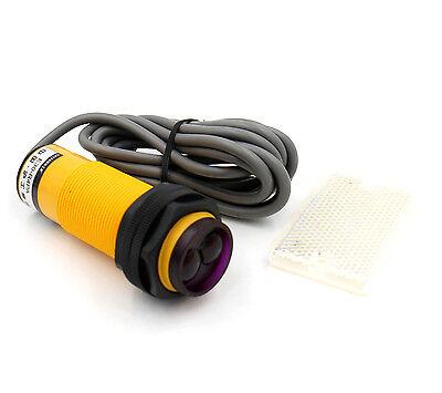 3 DC 6-36V PNP-Lichtschranke Kabel IR-Sensor-Schalter 30cm E18-B03P1 DE L3P9