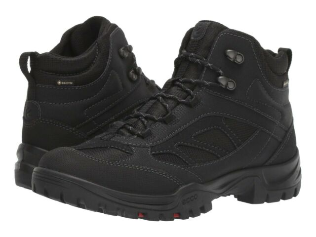 Ecco Men's Xpedition III Drak 2.0 Mid Gore Tex Lace Up Hiking Boot Black