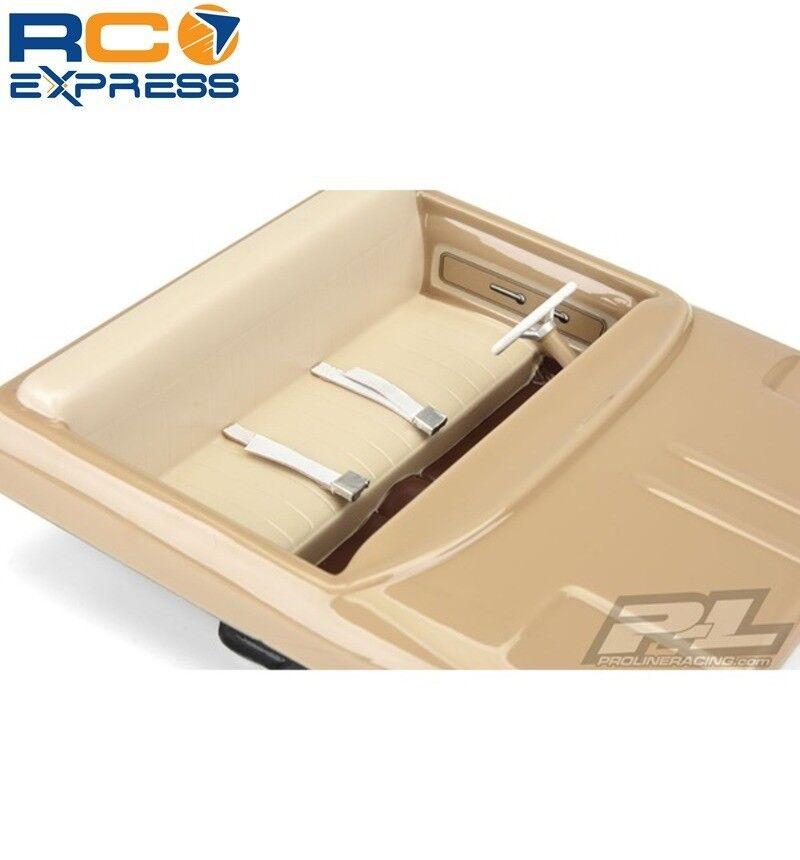 Pro-Line Classic Interior Clear   Crawler Bodies PRO3495-00