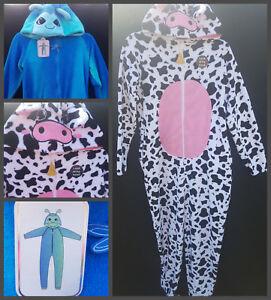 buy cheap 100% genuine attractive price Détails sur Primark Femmes Pyjamas Tout-En-Un Grenouillère Adulte Neuf avec  Étiquette