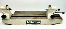 Mitutoyo 967 204 18 Bench Centers 967 204 10 18in Inch Center To Center