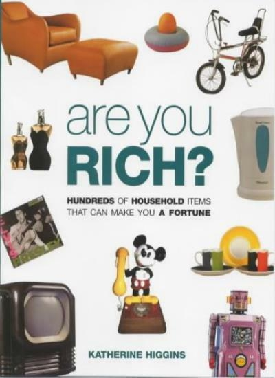 Are You Rich? By  Katherine Higgins. 9780233997773
