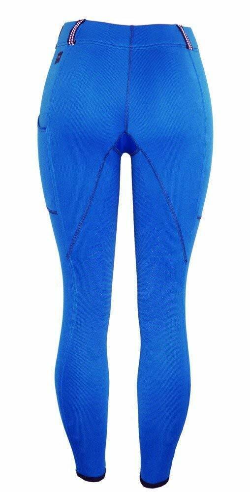 Se adapta a Montar Mujer Asiento Completo  Windpro techtread Tirar Equitación Pantalones De Montar  descuento