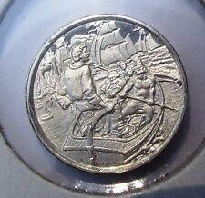 Franklin Mint Sterling Silver Mini-Ingot:1813  Battle of Lake Erie; War of 1812