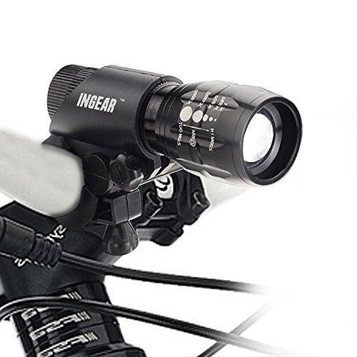 Front Alliage Zoomable Arrière Laser 5 DEL Roue Valve Lights-Bike Lights Set