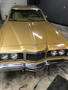 1976 Mercury cougar XR7