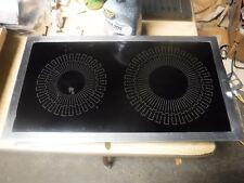 Jenn-Air A105 Black Glass Solid Element Burner Cartridge for