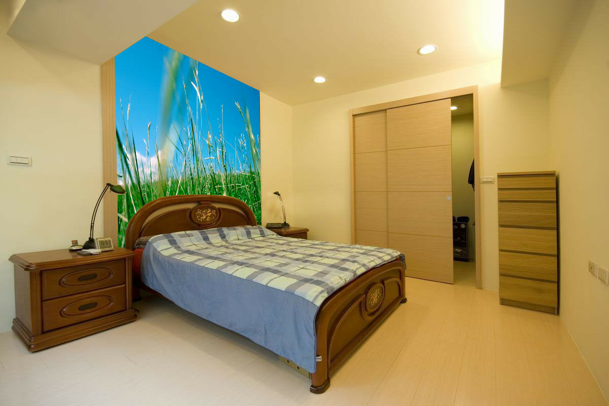 3D Pflanzenfotografie 7 Tapete Wandgemälde Tapete Tapeten Bild Familie DE Summer