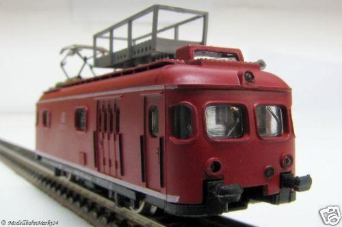 ARNOLD 4645 DB Turmtriebwagen ohne Antrieb red Epoche IV