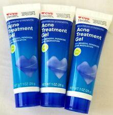 Cvs Health Acne Treatment Gel Maximum Strength 10 Benzyl Peroxide 1 Oz For Sale Online Ebay
