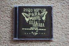 Honda Civic 2010 Summer Tour EP CD - PARAMORE - TEGAN & SARA - NEW FOUND GLORY