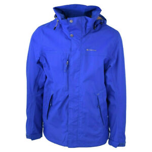 Your Mountain By Quechua Lightweight Blue Shell Jacket