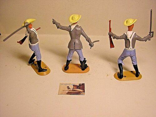 Soldatini Toy Soldiers Cherilea Swoppet Sudisti sc.1:32  cm 7