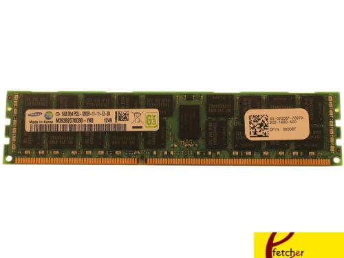 16GB DELL MEMORY SNPJDF1MC/16G A6996807 20D6F