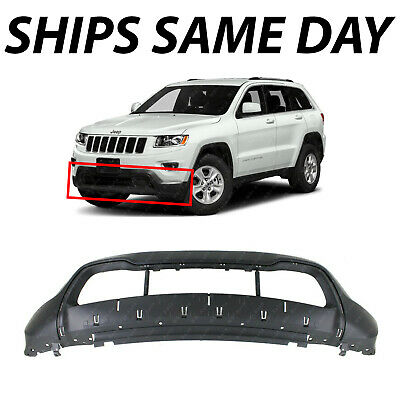 CH1015114 NEW BUMPER COVER FRONT LOWER FOR JEEP GRAND CHEROKEE 2014-2016