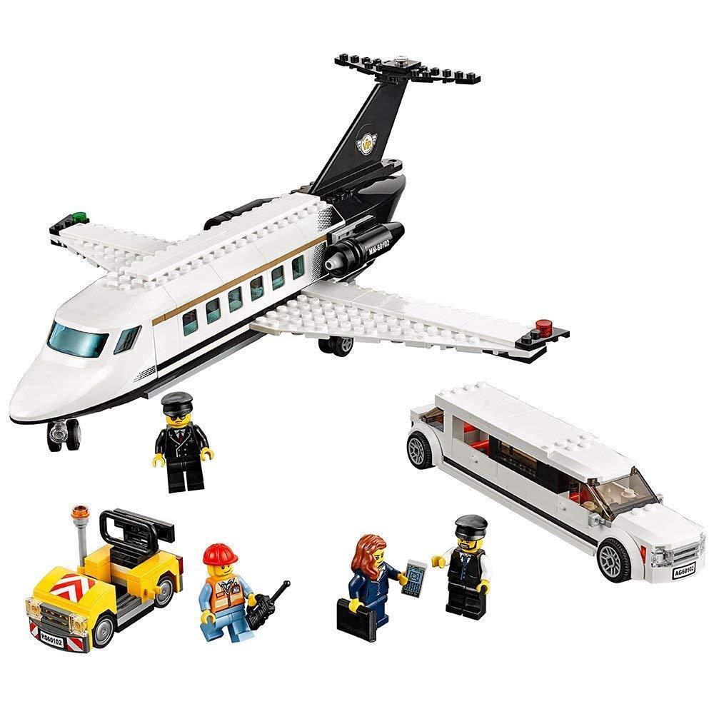 negozio online LEGO città Airport VIP VIP VIP Service 60102 costruzione giocattolo  nuova esclusiva di fascia alta