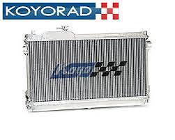 KOYO ALLOY RACING RADIATOR FOR SUBARU BRZ FA20 ZC6 (M/T) 2013-16 VH012663