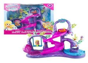 Splashlings-Coral-Playground-Playset-Ages-5-Toy-Play-Swim-Water-Girls-Boys-Gift