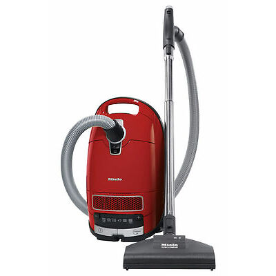 NEW Miele Complete C3 Cat & Dog Vacuum Cleaner: Autumn Red