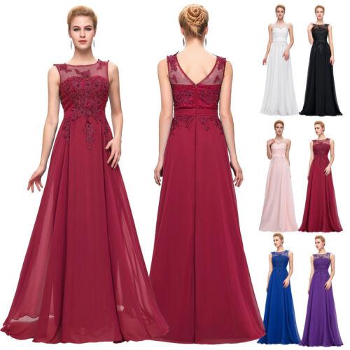 mariᄄᆭe d'honneur robe de dentellecocktail demoiselle Soirᄄᆭe longue en DeW9YHIE2