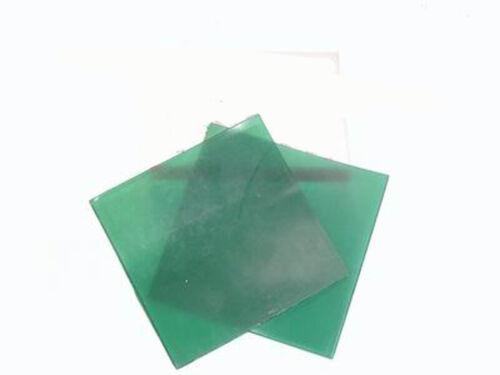 """CAST WAX SHEETS 3/""""X6/"""" GREEN 24Gauge GREEN wa631"""