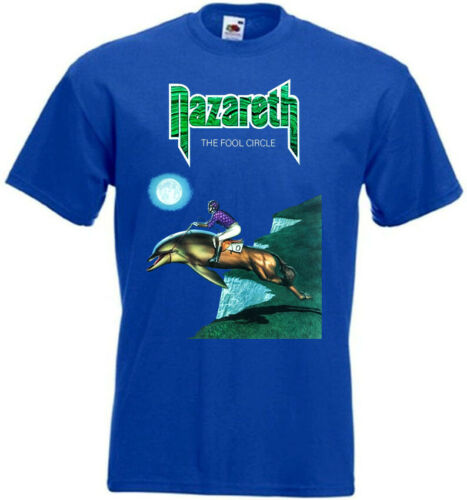 Nazareth The Fool Circle t-shirt hard rock band all colors all sizes S-5XL