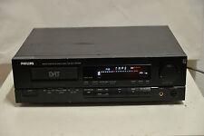 Philips DAT 850 Digital Audio Tape Deck DAT850